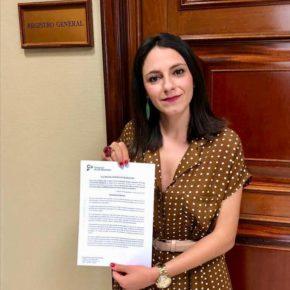 Calderón solicita información sobre el camalote y la salubridad del río Guadiana