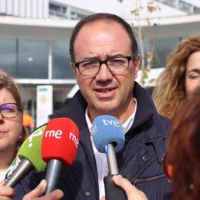 """Polo (Cs) denuncia """"la falta de compromiso"""" de la Junta con la sanidad y exige la puesta en marcha de la segunda fase del Hospital de Cáceres"""