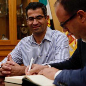 Rama (Cs) asegura que Villafranca contará con una ITV móvil y exige a la Junta que solucione el tema de las viviendas públicas