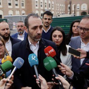 """Bauzá (Cs): """"Es inaceptable que la situación del tren en Extremadura reste oportunidades a productores y ciudadanos de la región"""""""
