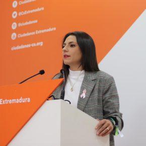 """Calderón (Cs): """"Necesitamos un Pacto por la Sanidad con tarjeta sanitaria única, digitalización del sistema y la vuelta de competencias al Estado"""""""
