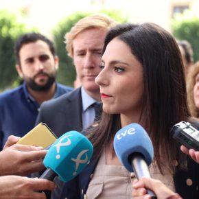 """Calderón: """"Cs propone un Pacto Nacional por la Educación que esté blindado y se base en la calidad y la excelencia"""""""