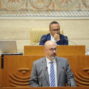 Cs exigirá este jueves en el Pleno de la Asamblea que la Junta solucione la situación de los MIR de Cáceres
