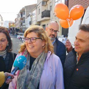 """Domínguez (Cs): """"El domingo hay que ir a votar para acabar con el bloqueo absoluto al que nos ha llevado el PSOE"""""""