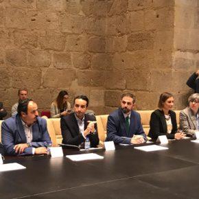 Cs exige una reunión con el ministro de Fomento para la llegada del tren digno a Extremadura