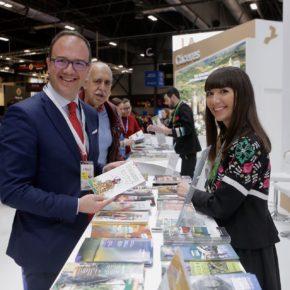 """Polo (Cs) demanda en FITUR un """"proyecto global"""" para el turismo en Extremadura"""
