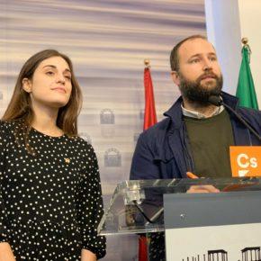 Ciudadanos Extremadura presenta enmiendas a los PGEx que frenan el estancamiento socioeconómico que sufre Mérida