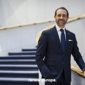 Bauzá exige a la Comisión Europea que apueste por Extremadura como conexión entre España y Portugal