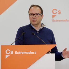 La ley de Ciudadanos Extremadura sobre la gratuidad de libros de texto será debatida por 30 colectivos