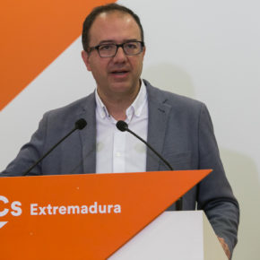 """Cs Extremadura exige que """"todos"""" los recursos de la Junta se destinen a sanitarios y empresas"""