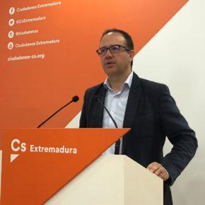 """Cs propone que Vara se reúna con los portavoces políticos para """"actuar"""" en medidas """"urgentes"""" contra el Covid-19"""