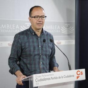 El Grupo Parlamentario de Cs opta por el teletrabajo como medida preventiva ante el coronavirus