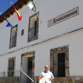 Cs critica que el alcalde de Orellana de la Sierra se suba el sueldo en lugar de aplicar el dinero en políticas públicas