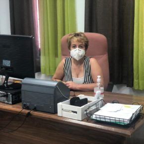 El Ayuntamiento de Palomero (Cs) defiende que se extremen las medidas sanitarias contra la Covid-19