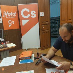 Cs Mérida propone que el ayuntamiento controle el coronavirus a través de las aguas residuales de la ciudad
