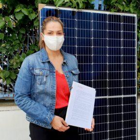 Cs Villanueva de la Serena apuesta por incentivar el autoconsumo solar con una reducción del 30% del IBI