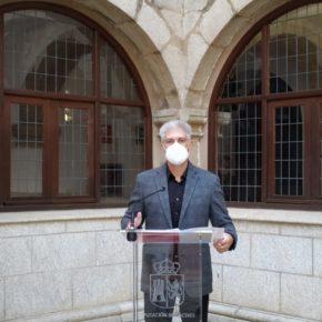 """Bohigas (Cs) espera que el nuevo presidente de la Diputación de Cáceres esté abierto """"a nuevos puntos de vista y consenso"""""""