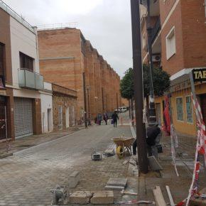"""Cs Mérida pide """"transparencia"""" en las obras de la calle José Ramón Mélida y defiende el malestar de los vecinos"""
