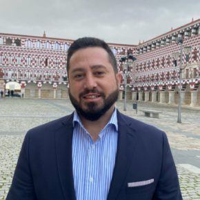 Ciudadanos Badajoz renueva su Junta Directiva con Hernán García como coordinador