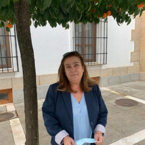 Antonia Jiménez será la nueva coordinadora de la agrupación de Ciudadanos en Mérida