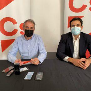 Cs asegura que no ha formado parte de la decisión de cerrar el colegio Ortega y Gasset de Almendralejo y pide consenso